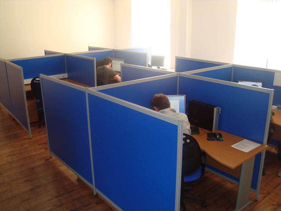 Офисные перегородки своими руками 21