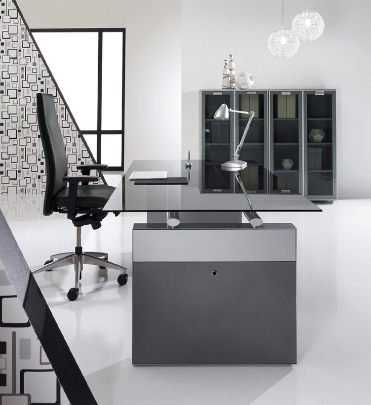 Exklusiver Schreibtisch Design